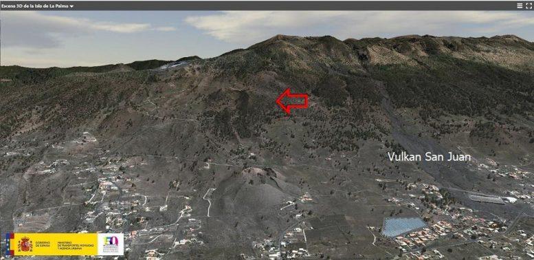Neuer Vulkan