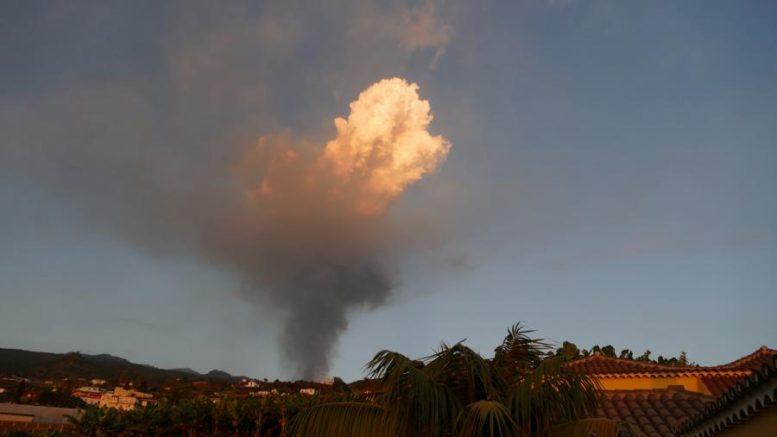 Vulkanwolke - Aschewolke