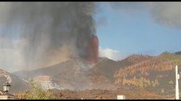 Vulkan - Dramatische Stunden