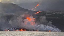 Lavastrom - Vulkanlava