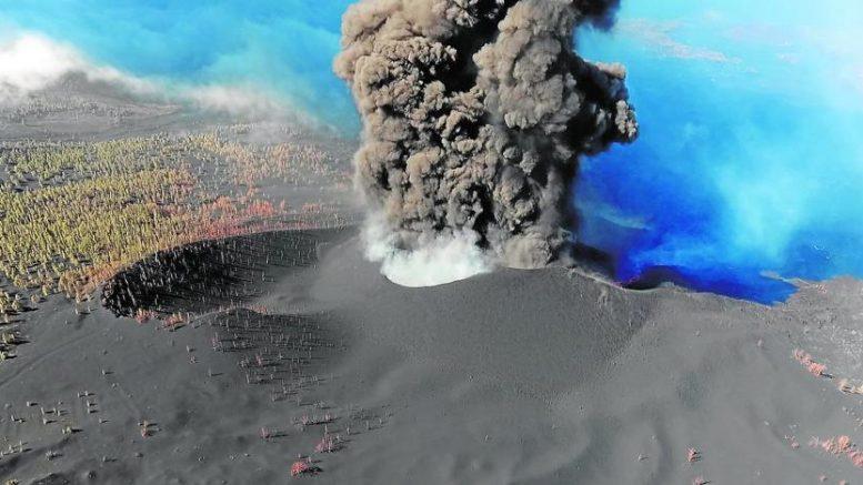 Vulkan - Ortstermin