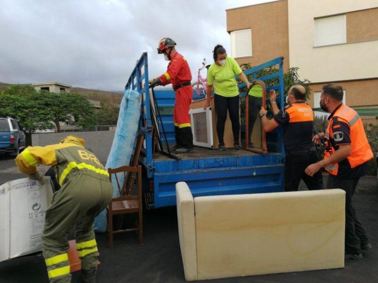 Evakuierung - fliehen