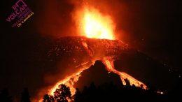 Vulkan - Lavaströme