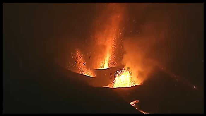 Lava - Vulkan Cabeza