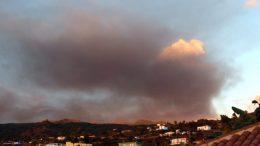 Vulkanwolke - Evakuierung